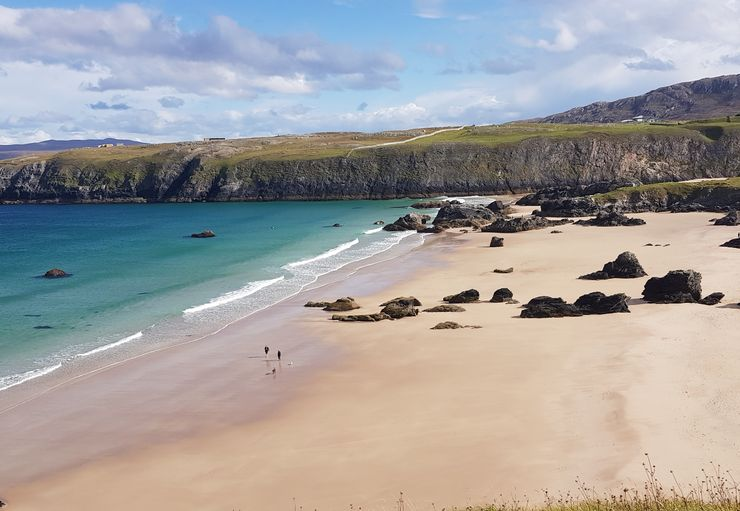 Sango Sands Oasis in Durness