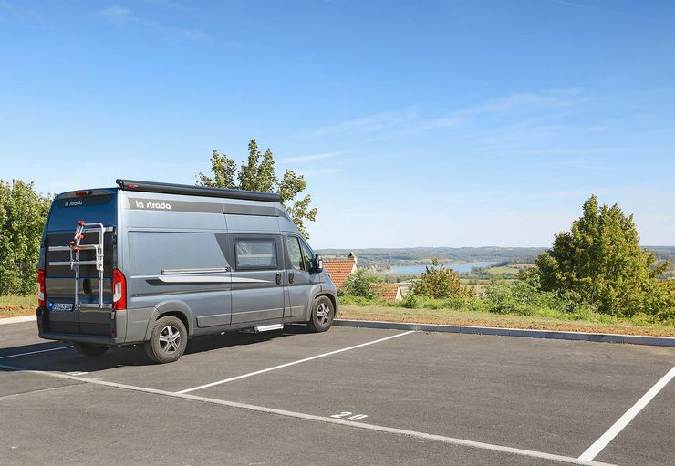 Aire de Camping-car du Grand Langres in Langres